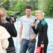 Interview am See
