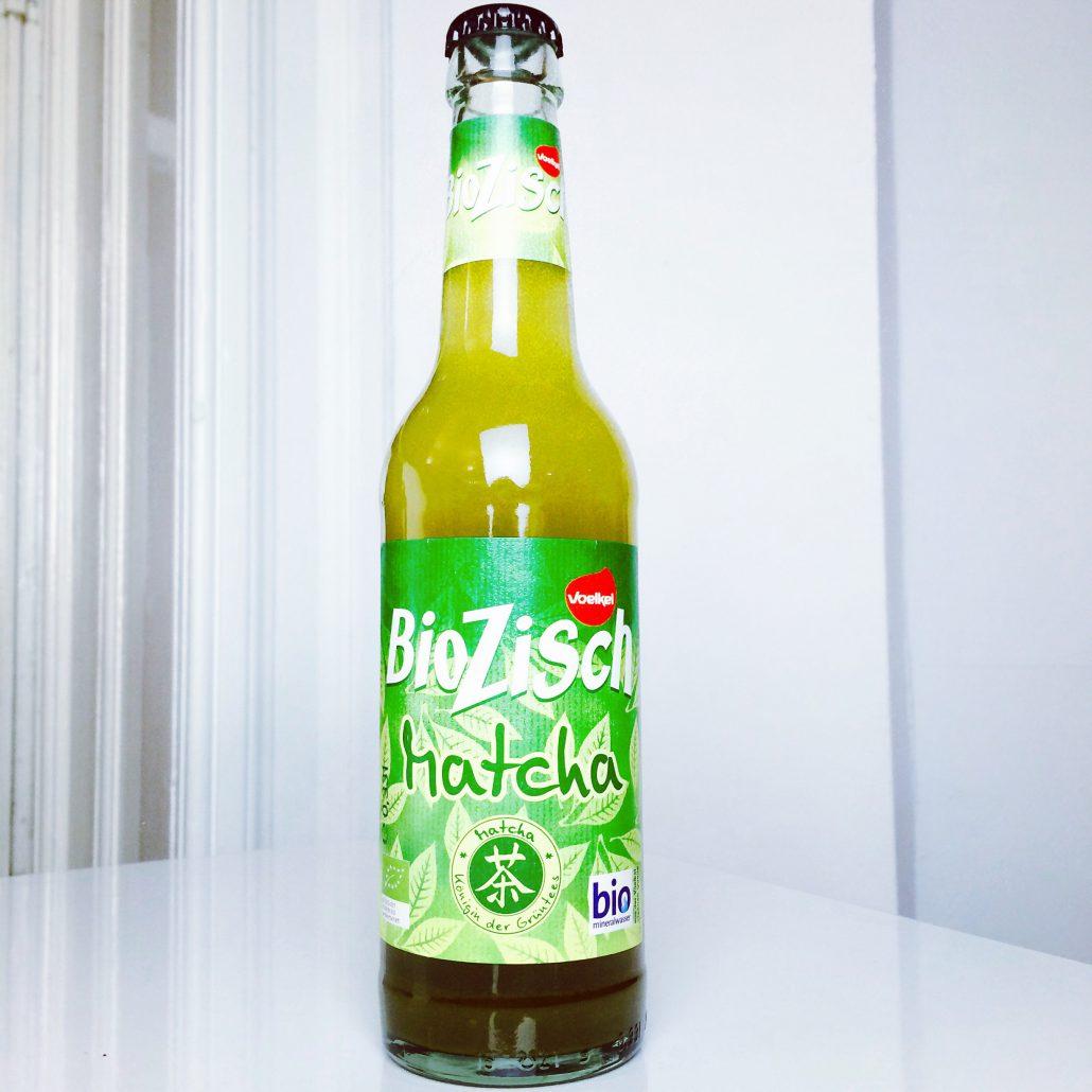 BioZisch Matcha - Foodblog Gabelartist