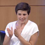 Diana Huth moderiert im KörberForum
