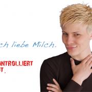 Cover Bild - Ich liebe Milch