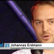 Event Moderation - Interview Johannes Erdmann