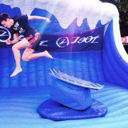 Sprung vom Rodeo Wakeboard - Sportblog Extrarunde