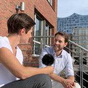 MrWissen2Go im Interview mit Diana Huth